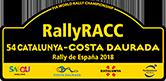 RallyRACC Catalunya - Costa Daurada 2018 Logo_p